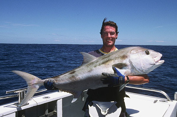 Jude Luxury Boat Charter Perth - Game Fishing Perth